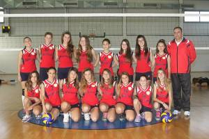 Volley κορασίδες 2014-2015