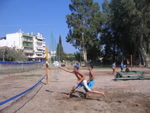 8.beach tennis